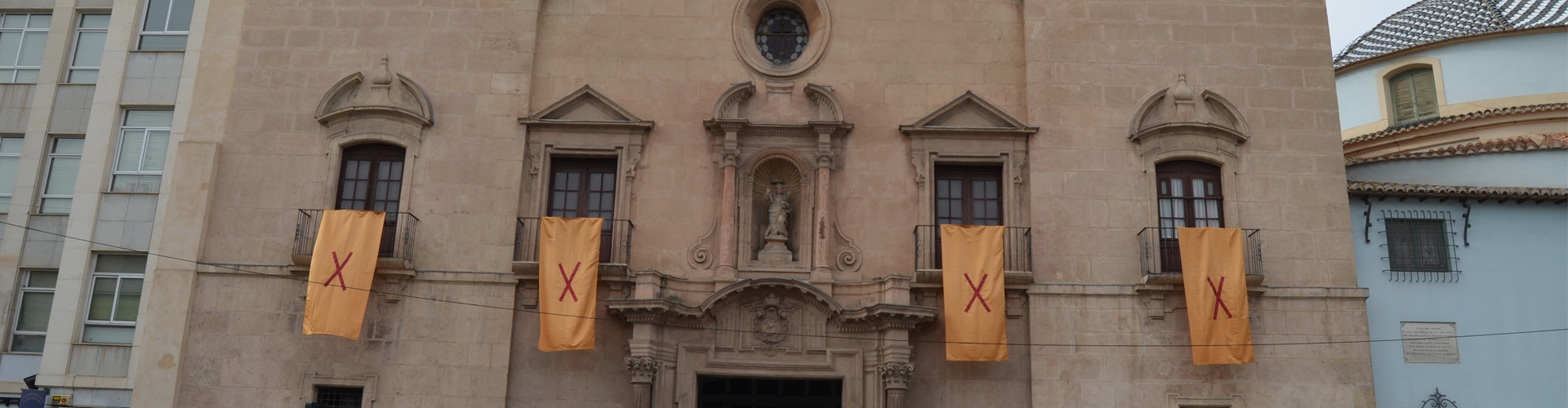 Parroquia San Andrés y Santa María de la Arrixaca Murcia