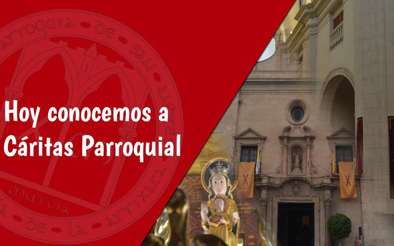 Cáritas Parroquial Día de la Iglesia Diocesana